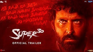 Super 30 - Official Trailer