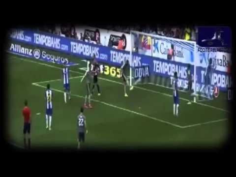 Cristiano Ronaldo Fourth Goal   Espanyol vs Real Madrid 0 6  La Liga HD 12 09 15