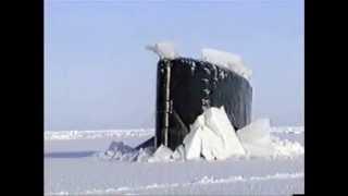 Аварийное всплытие подводной лодки