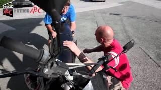 preview picture of video 'Motorradhändler Zweirad Brandstätter in Hallein - Motorräder, Motorradbekleidung, Werkstatt'