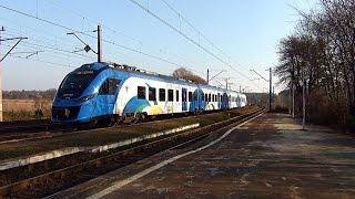 preview picture of video '[Przewozy Regionane] ED78-009 jako R78405 Poznań Główny - Świnoujście, Kiekrz'