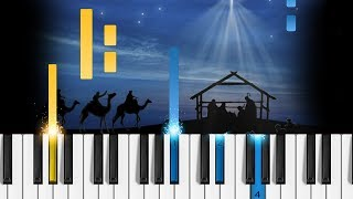 Mary, Did You Know? - Piano Tutorial & Sheets! - Christmas songs on piano