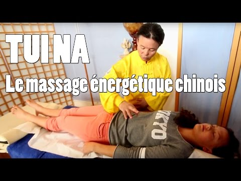 Le Tuina, le massage chinois