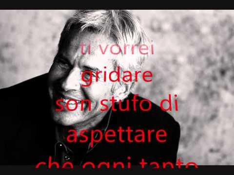 , title : 'Quando tu mi baci-Claudio Baglioni-Testo'