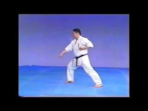 Kyokushin Karate Kata - Yantsu