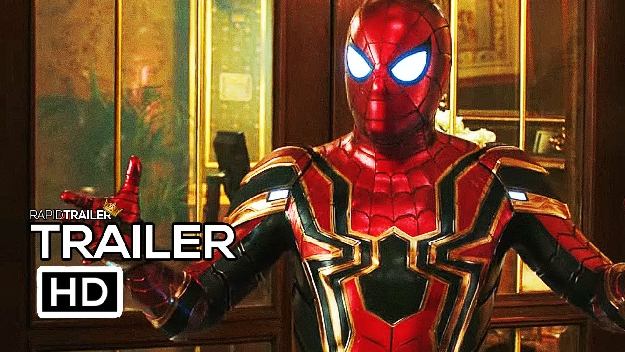 Spider-Man: Far from Home (2019) Trailer