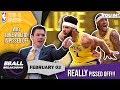 LeBron AWOL As Luke Walton Triggers The Lakers