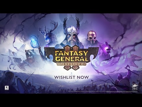 Fantasy General II - Announcement Trailer thumbnail