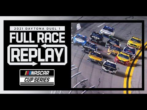 NASCAR 2021 ブルーグリーンバケーション at DAYTONA1のフルレース動画