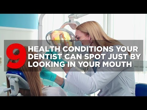 9 Health Conditions Your Dentist Can Spot Just By Looking in Your Mouth | Health