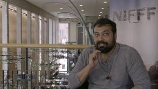 Interview  Anurag Kashyap  NIFFF 2016
