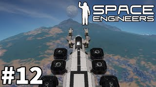 "Space Engineers (Planet Survival) - Part 12 ""Self Hydrogen Gen"""