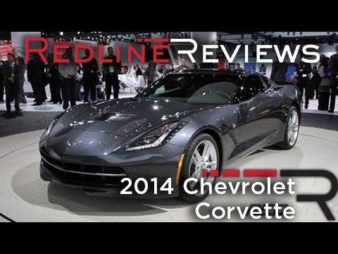 2014 Chevrolet Corvette First Look - 2013 Detroit Auto Show