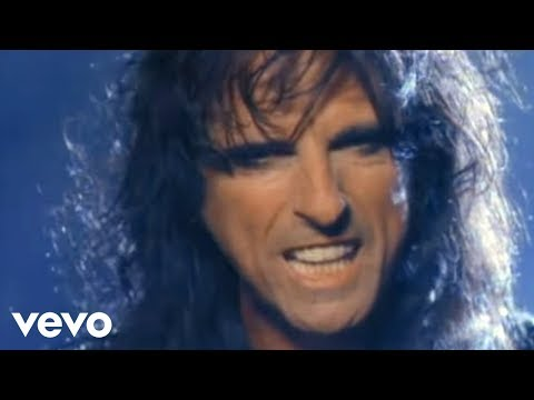 Alice Cooper - Poison online metal music video by ALICE COOPER