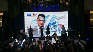 X - Afgan (VIVO V7+ Live at Tangcity Mall)