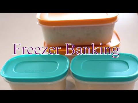 Freezer Banking Rice With Linda's Pantry