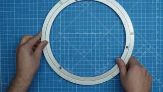 Haw To Make Heavy Duty Large Turntable Lazy Susan Bearings