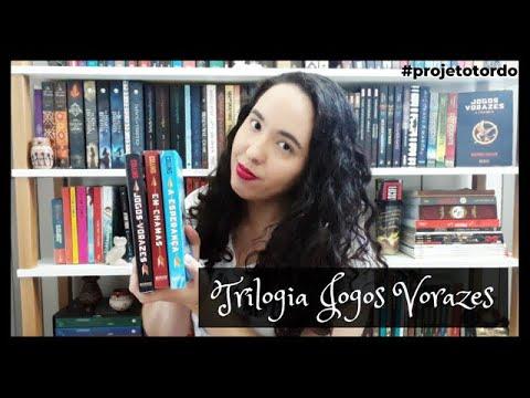Trilogia Jogos Vorazes, Suzanne Collins | Projeto Tordo | Um Livro e Só