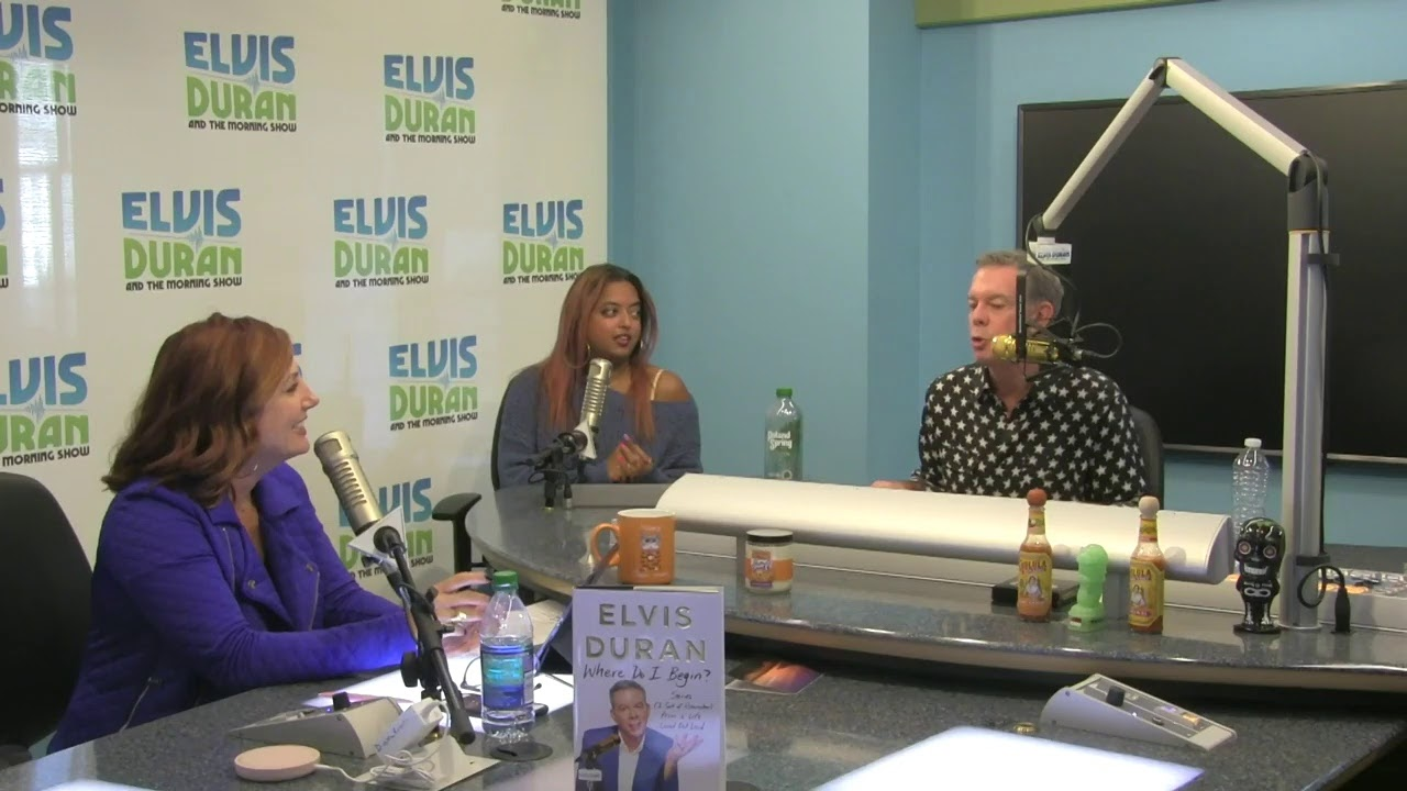 Where Do I Begin?: Stories from a Life Lived Out Loud by Elvis Duran
