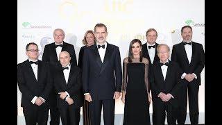 SS.MM. Los Reyes entregan la 99 Edición de los Premios Internacionales de Periodismo ABC