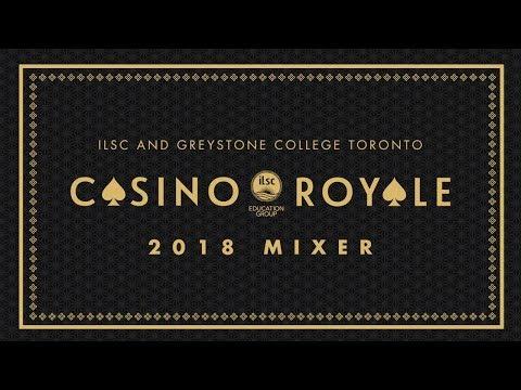 ILSC & Greystone College Casino Royale Mixer 2018 - Toronto