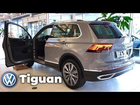 Volkswagen Tiguan Elegance 2021