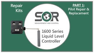 1600 Series Repair Kits - Pilot Repair/Replacement