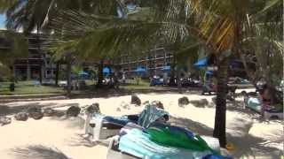 preview picture of video 'Plaża przy hotelu Mombasa Continental'