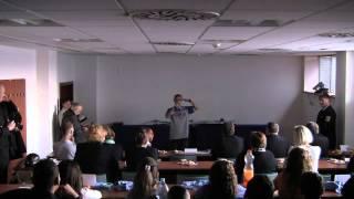 Video Lukrecius Chang - Asisten Prevence Kriminality (Live)