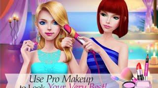 Supermodel Star Coco Play By TabTale Android İos Free Game GAMEPLAY VİDEO