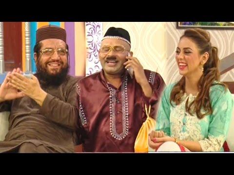 Sawa Teen -  Salman Gilani (Funny Urdu Poet) & Zahid Fakhri | 3 September 2016