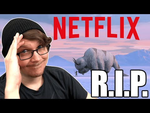 Major Loss for Netflix's Live Action Avatar The Last Airbender Series!