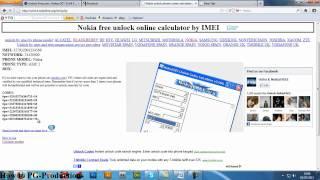 Unlock Any Nokia Phone For Free!
