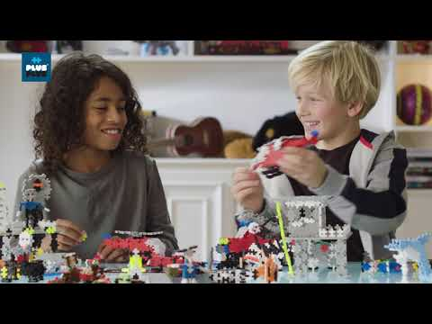 Youtube Video for Plus Plus Purple - Building Set
