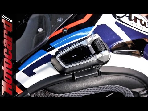 Cardo Scala Rider Packtalk: análisis del intercomunicador en Motocard.com