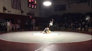 152lb. | Jake Pickard (Concord, NH) vs. Max Stevens (Pinkerton Academy, NH)