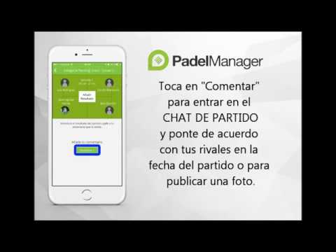Videos from Padel Manager
