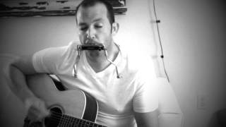 Bloodshot Eyes - Trampled By Turtles (Cover by Matt Parrish)