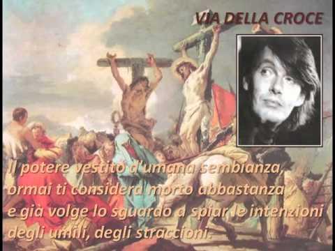 07 di 10 - Via della croce - Fabrizio de André
