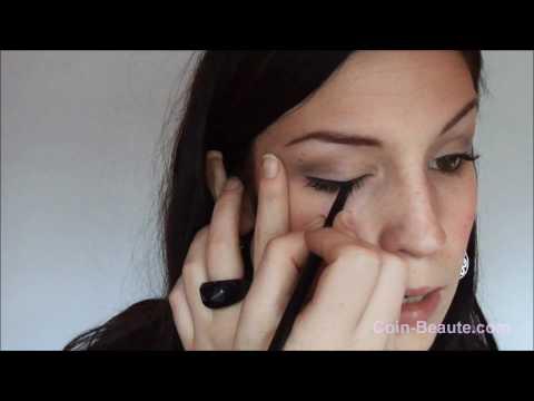 Comment poser eye liner ? La réponse est sur Admicile.fr