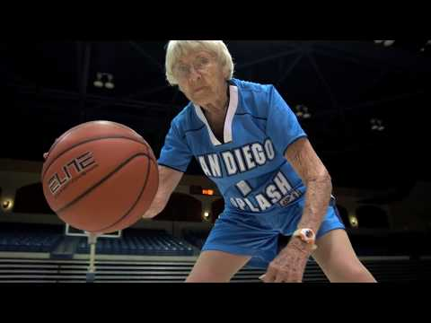 The 'Splash Sisters' are 80 plus year old basketball players   espnW   ESPN Archives