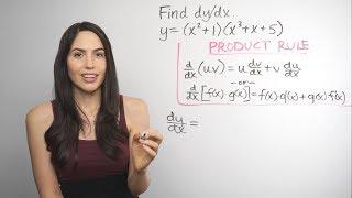 Derivatives... How? (NancyPi)
