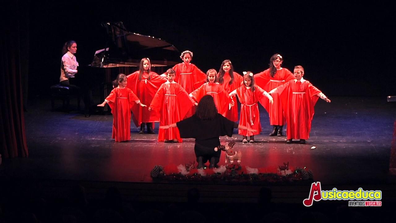 Todas las actuaciones - Concierto de Navidad 2016