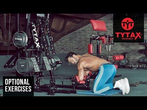 TYTAX® M1 ( Opt. DR ) | Kneeling Bent-Over Lever Shoulder Internal Rotation