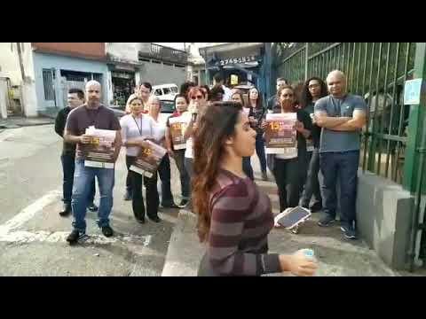 Agentes de Apoio, AGPPs e ASTs do Hospital Municipal Alexandre Zaio se mobilizam por valorização!