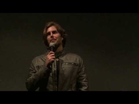 The Disaster Artist documentary Q&A @FACT in Liverpool with Greg Sestero Part 1