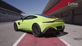 2018 Aston Martin Vantage First Drive Video Review