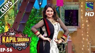 Kapil Dances With Sayyeshaa Saigal The Kapil Sharma ShowEp5630th Oct 2016