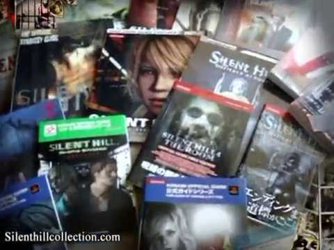 It Takes Six Minutes To Rifle Through This Silent Hill Collection