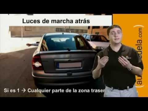 Autoescuela.com - 9.1. Alumbrado: Conceptos generales